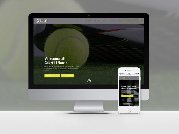 Court1 – Nacka Padel Club & Gym